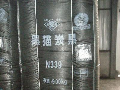 江西黑猫炭黑N339山东中橡高分子材料有限公司高补强炭黑