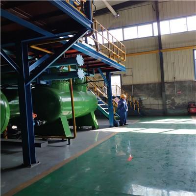 环保炼油设备 塑料炼油设备 油泥炼油设备
