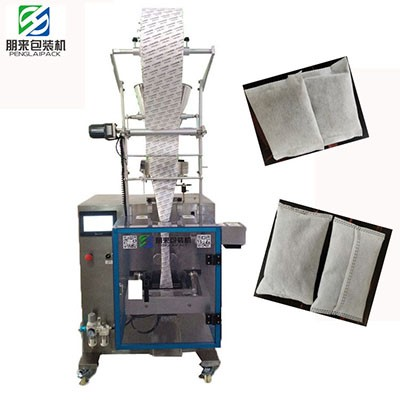 袋装竹炭颗粒包装机 广州包装设备厂家