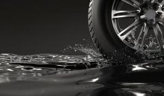 """韩国公司造了个""""变形轮胎""""一键就能变大变小!"""