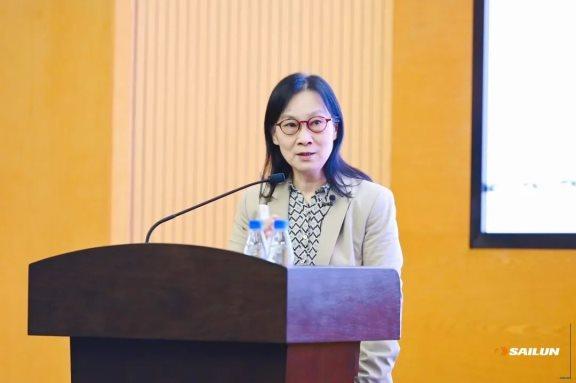 北大国发院BiMBA商学院院长陈春花教授讲话